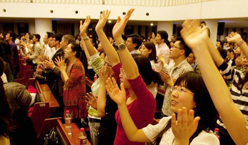 Chinese Church Worship