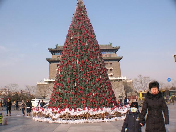 beijing christmas tree