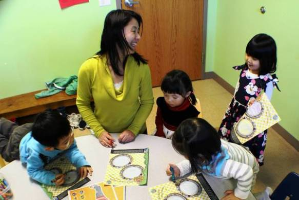 US Chinese Sunday School Class